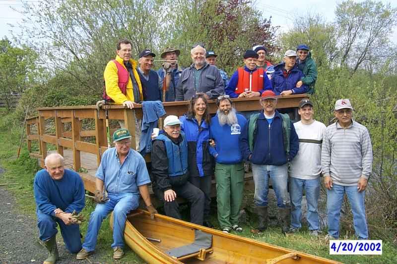2002 Delta Ponds Cleanup Team